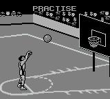 Tip Off Game Boy Practising penalties
