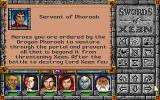 Might and Magic Trilogy DOS The starting quest