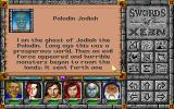 Might and Magic Trilogy DOS Greetings from the other side