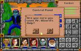 Might and Magic Trilogy DOS Help Mr. Wizard! Help!!