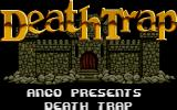 Death Trap Atari ST Title Screen