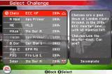 FIFA Soccer 2005 Game Boy Advance Challenges