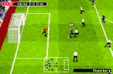 FIFA Soccer 2005 Game Boy Advance He is through...
