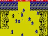 Commando ZX Spectrum Another fort with side protection
