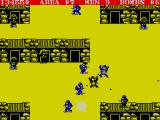 Commando ZX Spectrum Killed again in a bungalows section
