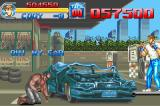 Final Fight Game Boy Advance Destroy the other people's car and earn many points!