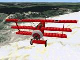 Flight Unlimited III Windows You can fly even with a Fokker DR 1, Red Baron's aircraft!