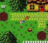 Conker's Pocket Tales Game Boy Color Use the run to save time in your exploration.