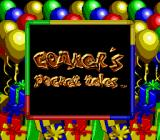 Conker's Pocket Tales Game Boy Color Title screen (in Super Game Boy).
