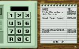 Premier Manager Atari ST Make a call