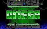 Omega Atari ST Title Screen