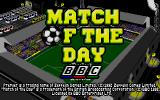 Match of the Day Atari ST Title Screen