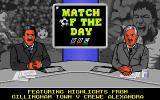 Match of the Day Atari ST Commentators