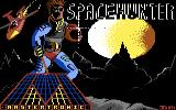 Space Hunter Commodore 64 Title screen