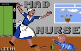 Mad Nurse Commodore 64 Loading screen
