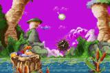 Rayman 3 Game Boy Advance Observing the danger at great length...