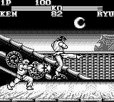 Street Fighter II Game Boy Which is strongest: Hadouken or Hurricane Kick?