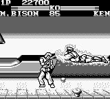 Street Fighter II Game Boy Bison and the Psycho Crusher. Good times..