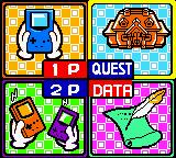 Magical Tetris Challenge Game Boy Color Entering here, you select between 4 options of easy interface.