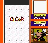 Magical Tetris Challenge Game Boy Color Stage clear! Now, request your prize...