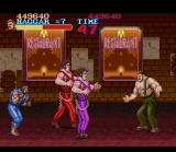 Final Fight SNES The Andores had called somebody to help in the combat. This will change something?