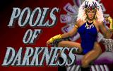 Pools of Darkness DOS Title