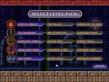 Bricks of Camelot Windows Level Pack selection