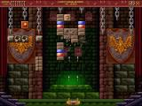 Bricks of Camelot Windows Castle Level 3 - the arrow gun in action