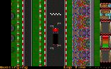 International Truck Racing Atari ST Qualifying Start