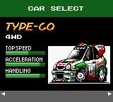 Top Gear Pocket Game Boy Color Pick a car and race around many locations!