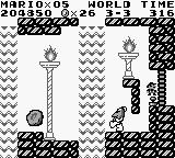 Super Mario Land Game Boy Another boss