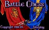 Battle Chess Atari ST Title Screen