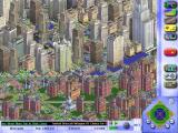 SimCity 3000 Windows big city - normal zoom