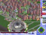 SimCity 3000 Windows UFO Attack!