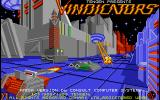 Vindicators Amiga Title screen