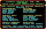 Pool of Radiance DOS Credits