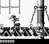 Donkey Kong Land 2 Game Boy Defeated for a fool beetle...