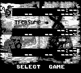 Donkey Kong Land 2 Game Boy The game has 3 empty slots to save your current progress.