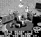 Donkey Kong Land III Game Boy Save your current game with Wrinkly Kong.