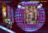 Marvel vs. Capcom 2 PlayStation 2 Character select screen: there is an initial selection, but the player can buy more later in the secret factor mode.