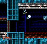 Shatterhand NES The gravity can change at certain areas
