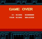 "Shatterhand NES ""Game over, man! Game over!"""