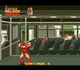 Rival Turf SNES In a bus