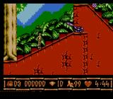 Disney's The Jungle Book NES Level 1