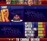 Street Racer SNES Another, more appealing, driver