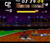 Street Racer SNES Racing