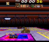 Street Racer SNES Rumble mode, a sort of demolition derby