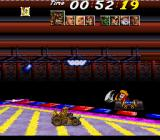 Street Racer SNES More fighting