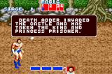 SEGA Smashpack Game Boy Advance Golden Axe: Clever Story