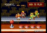 Top Hunter: Roddy & Cathy Neo Geo How to Play